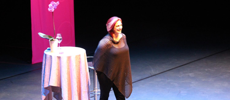 UTVIDET SAK: Klarsynte Lisa Williams på Kilden