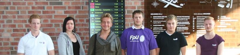 FpUs første studentlag stiftet på UiA