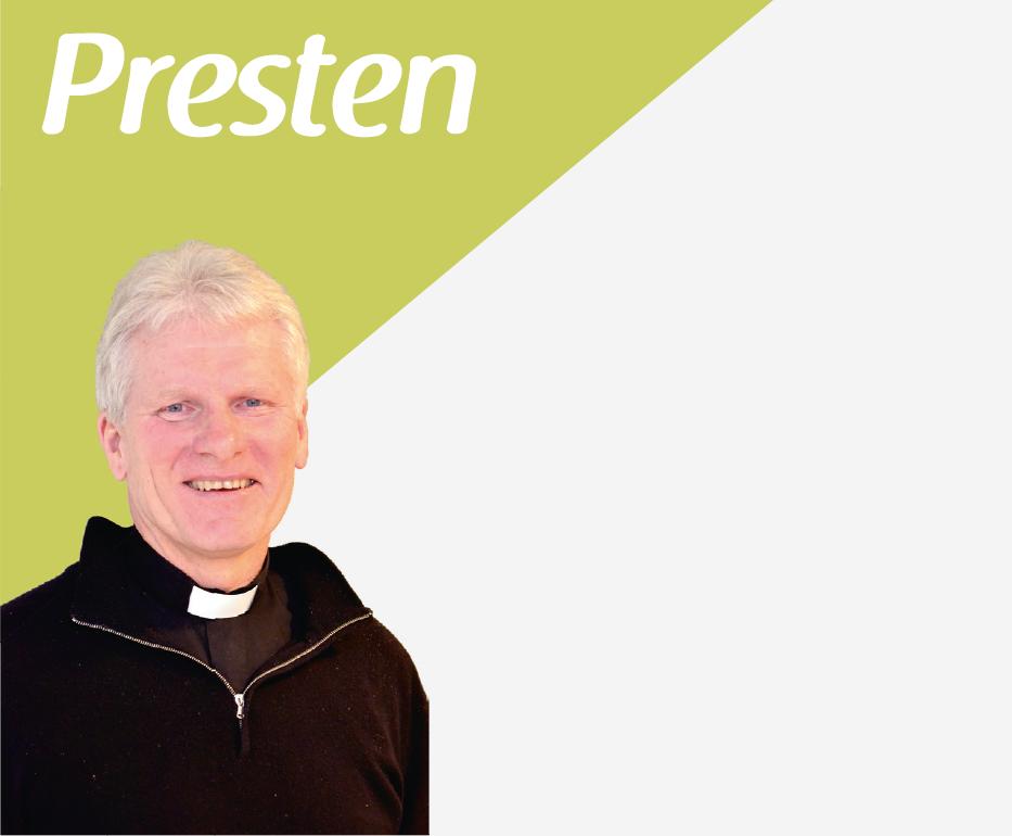 Studentprest Hans Jørgen Wennesland