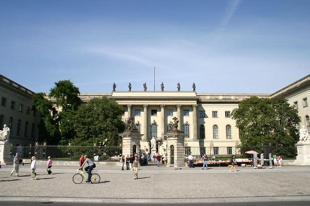 Humboldt-universitetet i Berlin (Foto: hu-berlin.de)