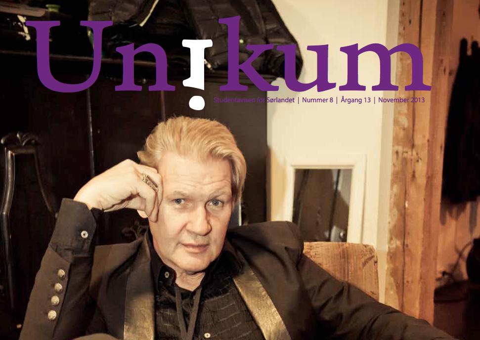 November og nytt Unikum!