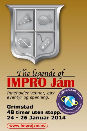 IMPRO Jam 2014