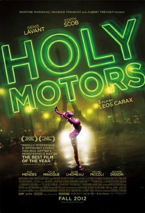 Holy Motors på Cinemateket