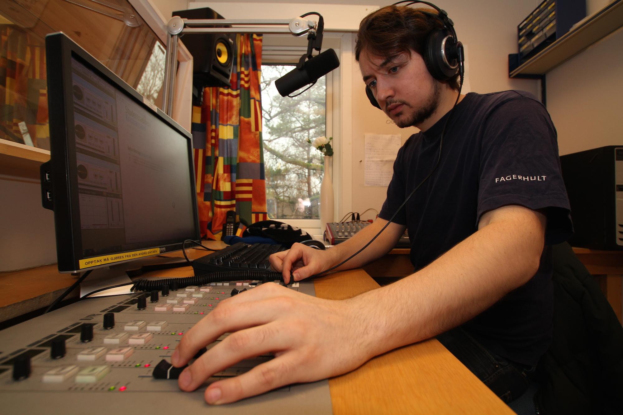 Studentradioen feirer jubileum