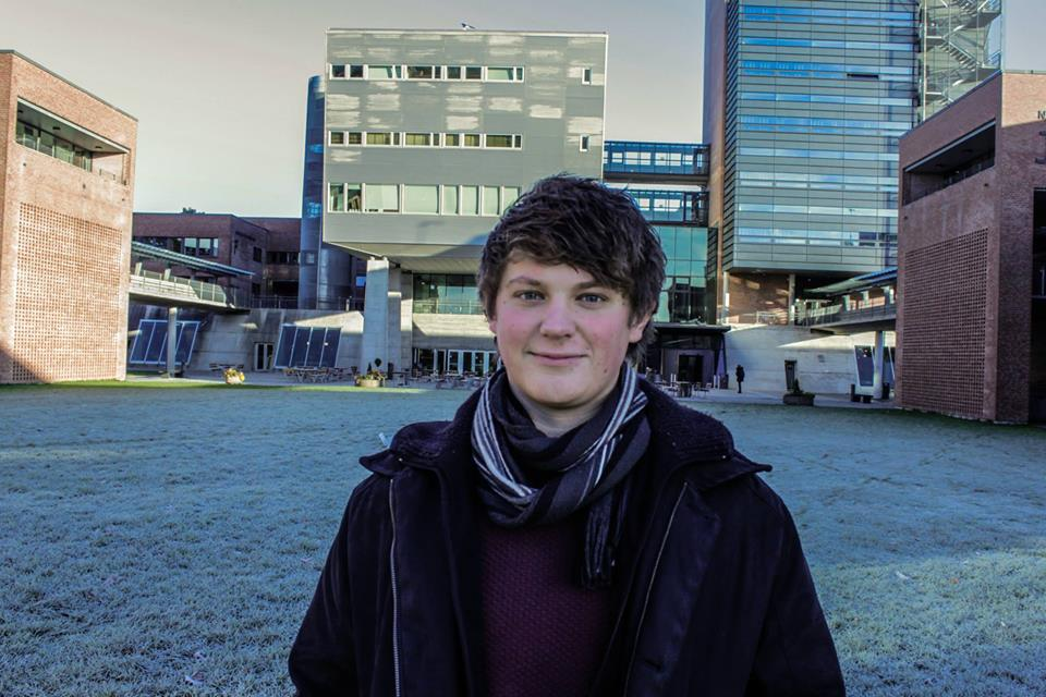 Intervju med Andreas Jacobsen FpU