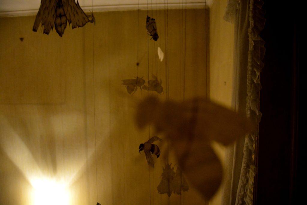 Det siste livet i rommet - Tonje Markseth