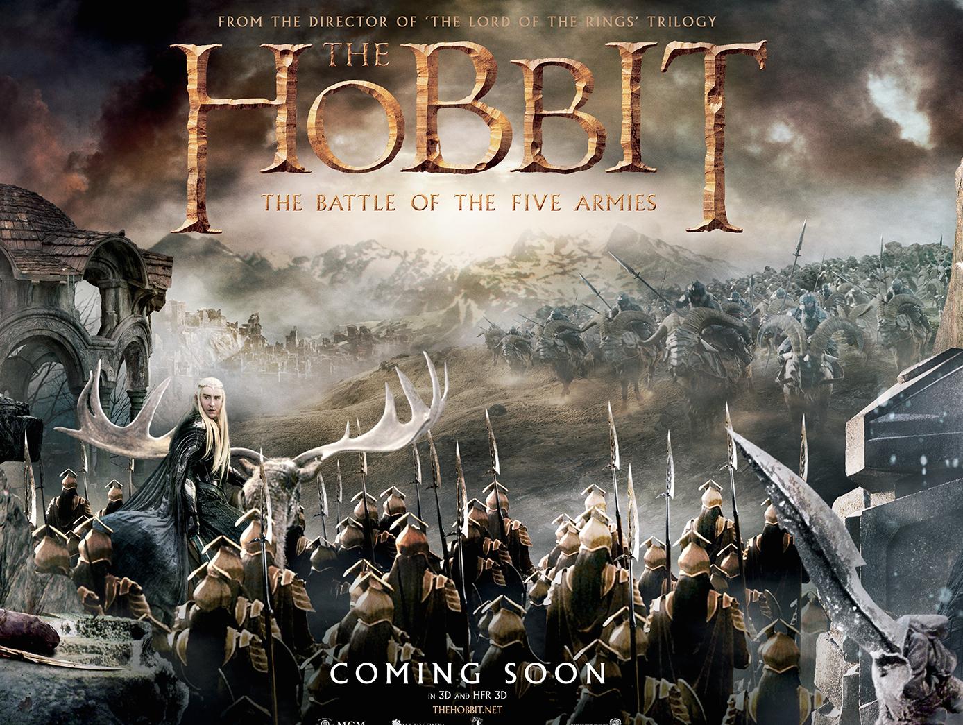 Anmeldelse: Hobbiten: Femhærerslaget