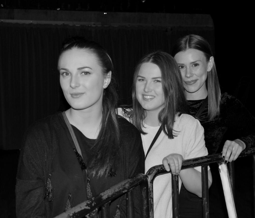 Henriette Ronning, Esle Fidjeland & Karoline Eid