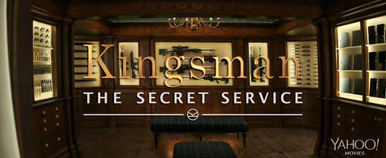Filmanmeldelse: Kingsman: The Secret Service