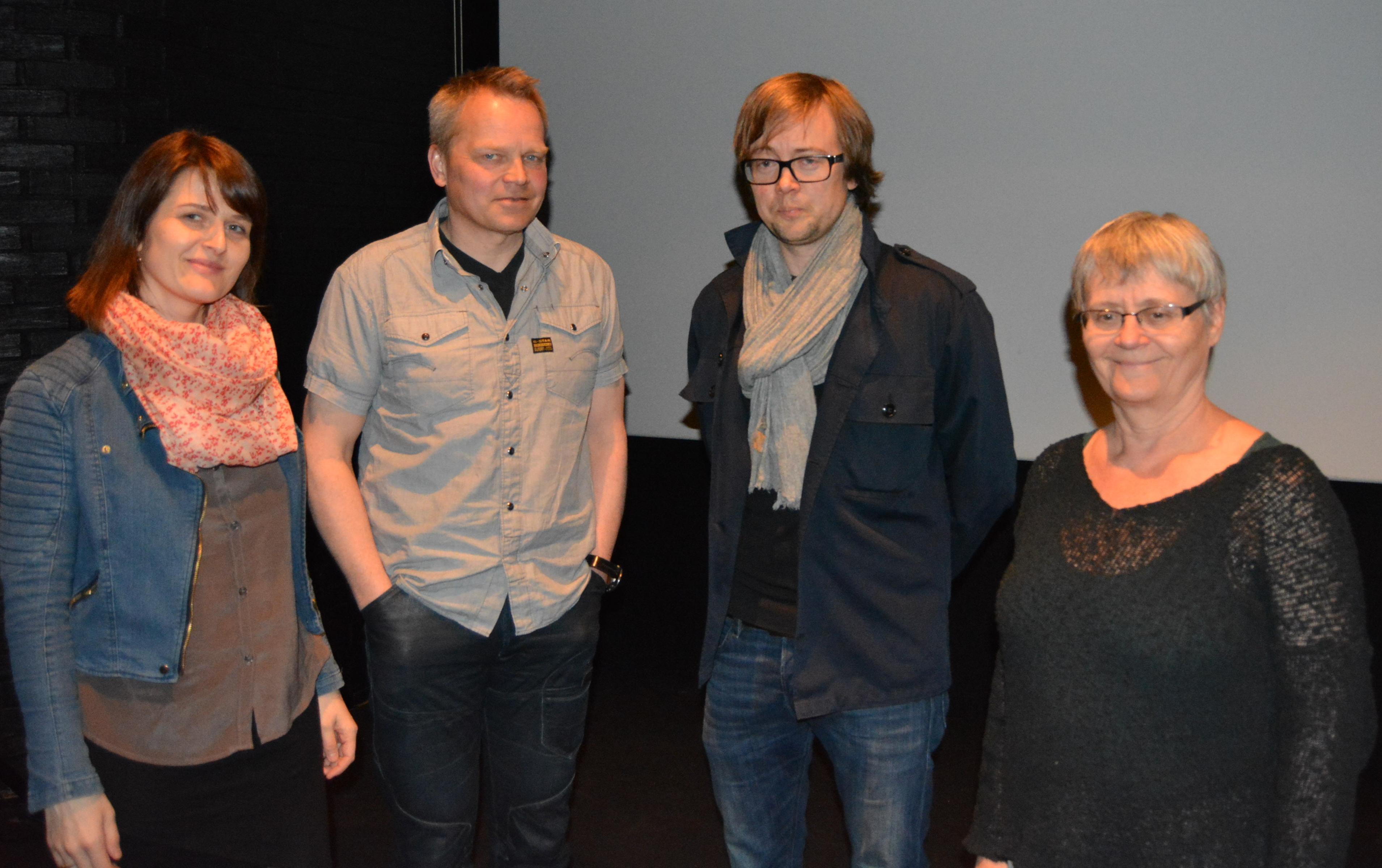 Dokumentarens rollemodeller: At fortælle store historier i små liv og små historier i store begivenheder