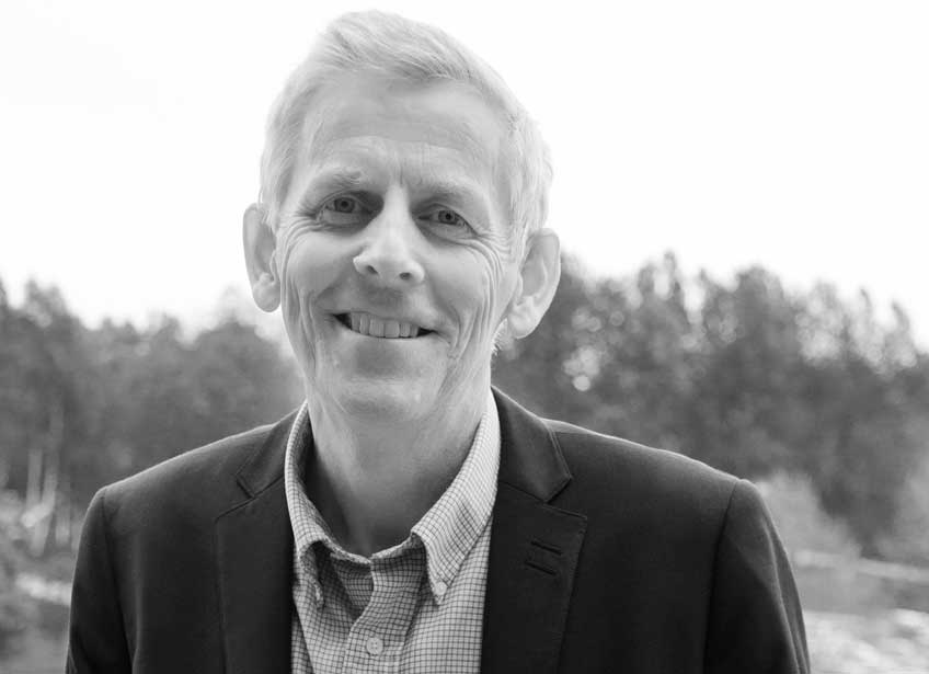 Interview with principal candidate Sigbjørn Sødal