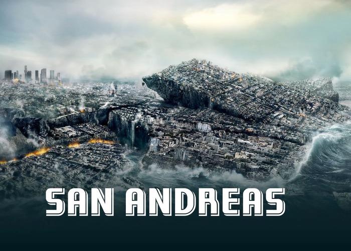 Filmanmeldelse: San Andreas