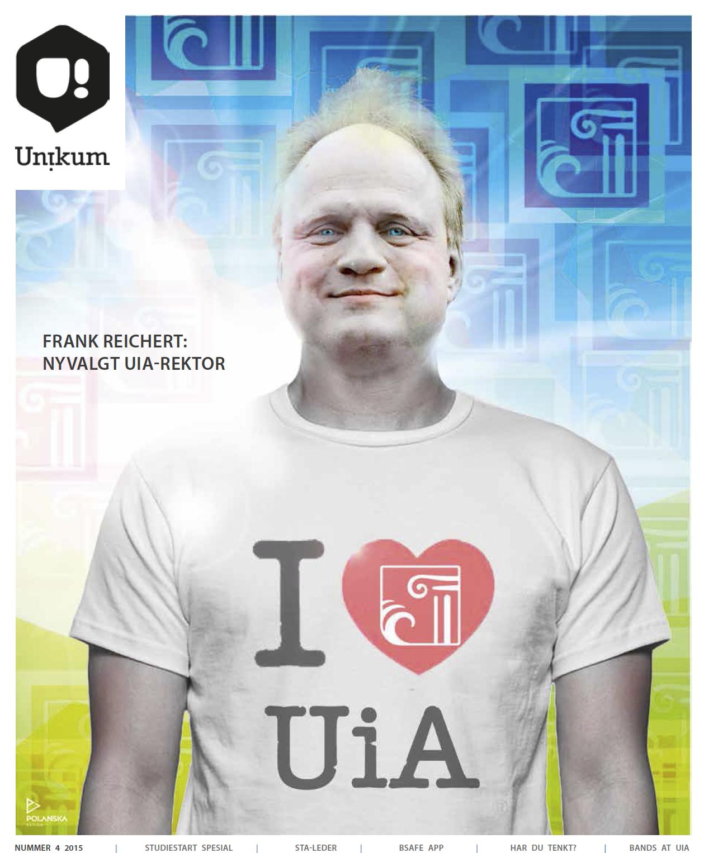 August-utgaven av Unikum er her!
