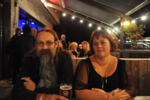 Sofie Vatland og Rune Omland