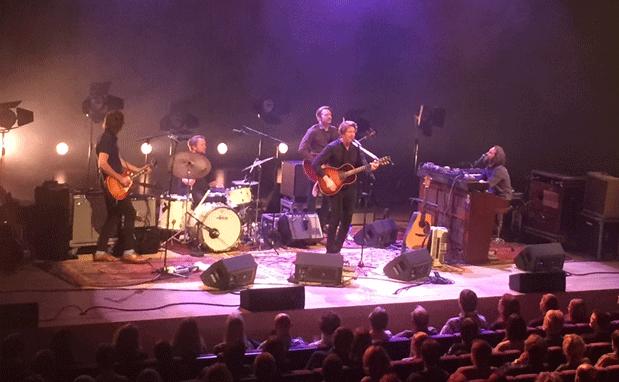 Konsertanmeldelse: Solid fra Nordstoga