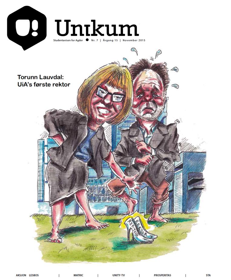 November-utgaven av Unikum er her!