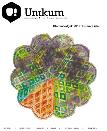 Desember-utgaven av Unikum er her!