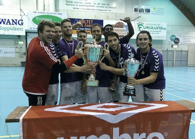Veien til suksess – KSI Futsal
