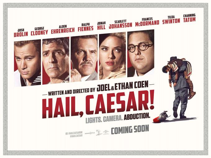 Filmanmeldelse:Hail Caesar!
