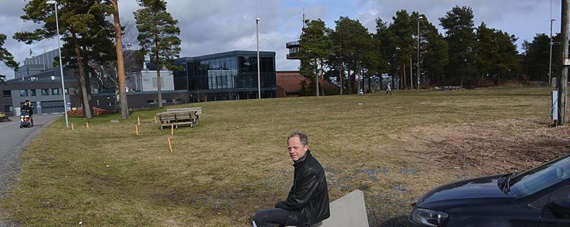 MIL-bygging gir nye parkeringsplasser for Campus Grimstad