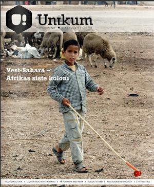 April-utgaven av Unikum!