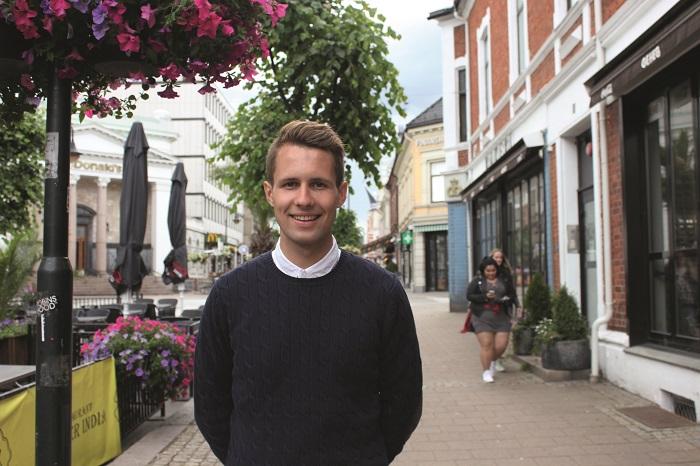 STA-leder Kai Steffen Østensen