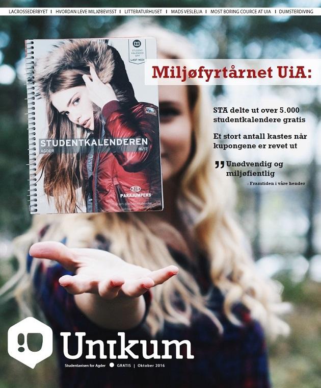 Nytt magasin om miljø ute