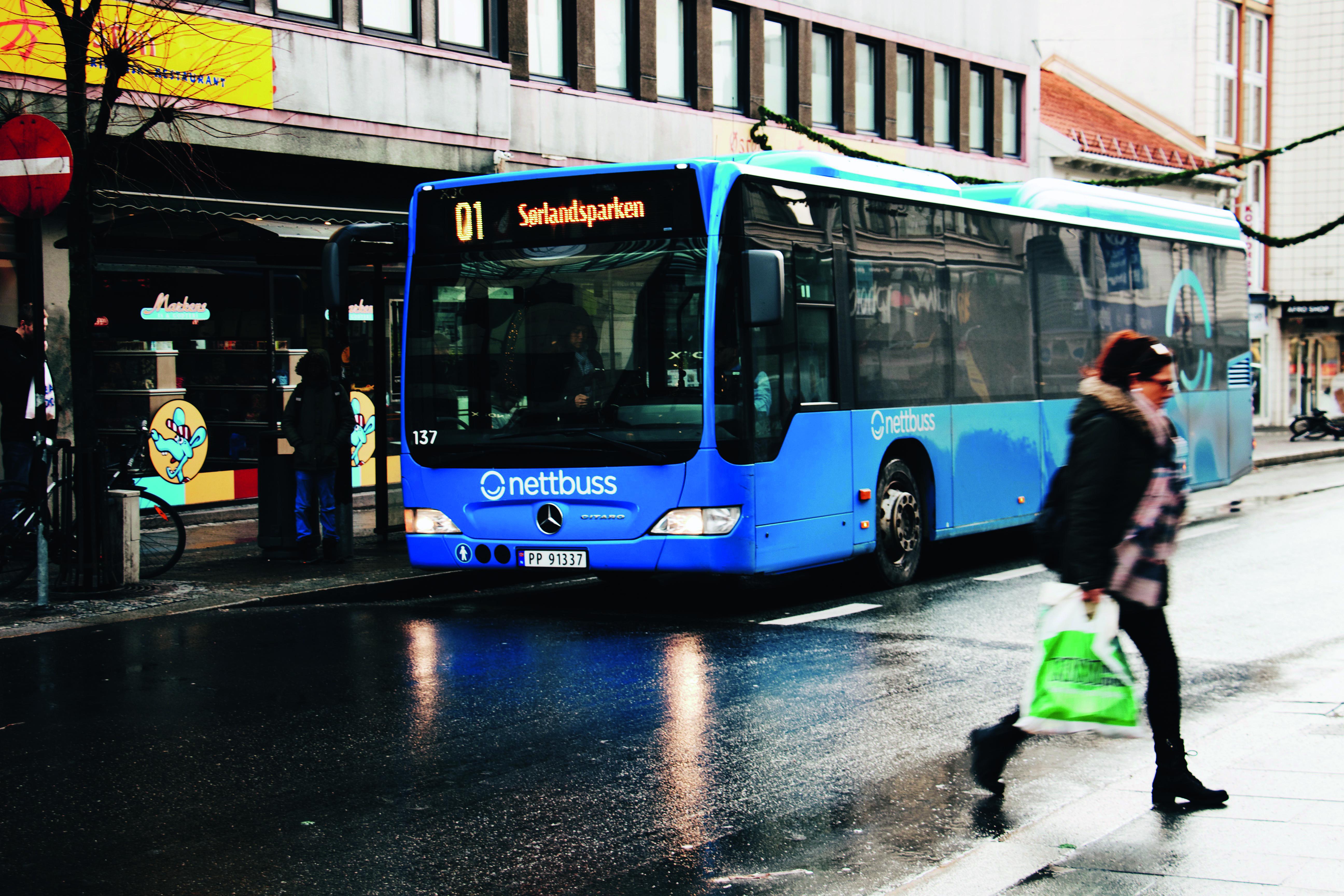 Studenter velger bort billigere busskort