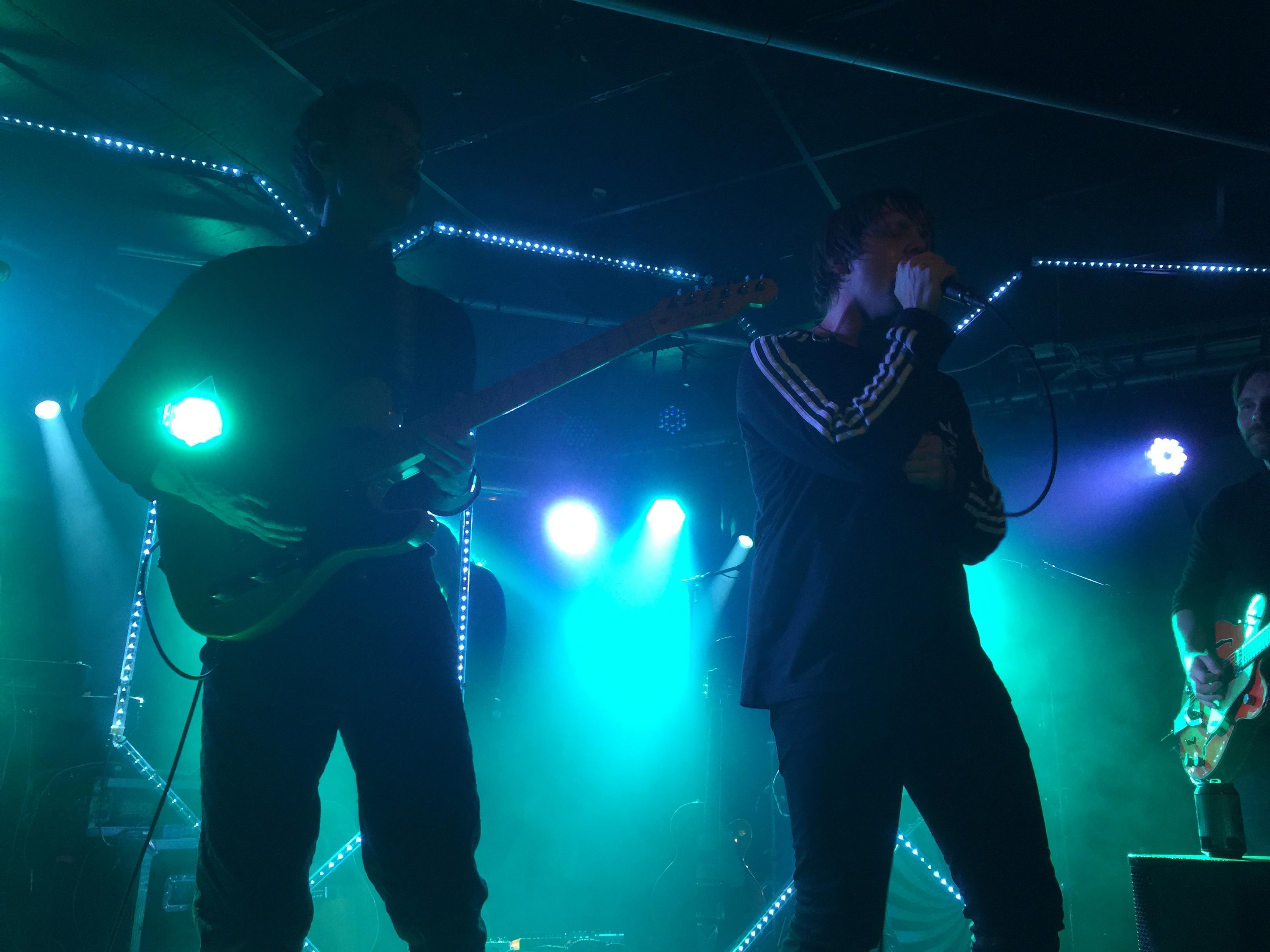 Konsert: Vektlaus Kvammen på Østsia