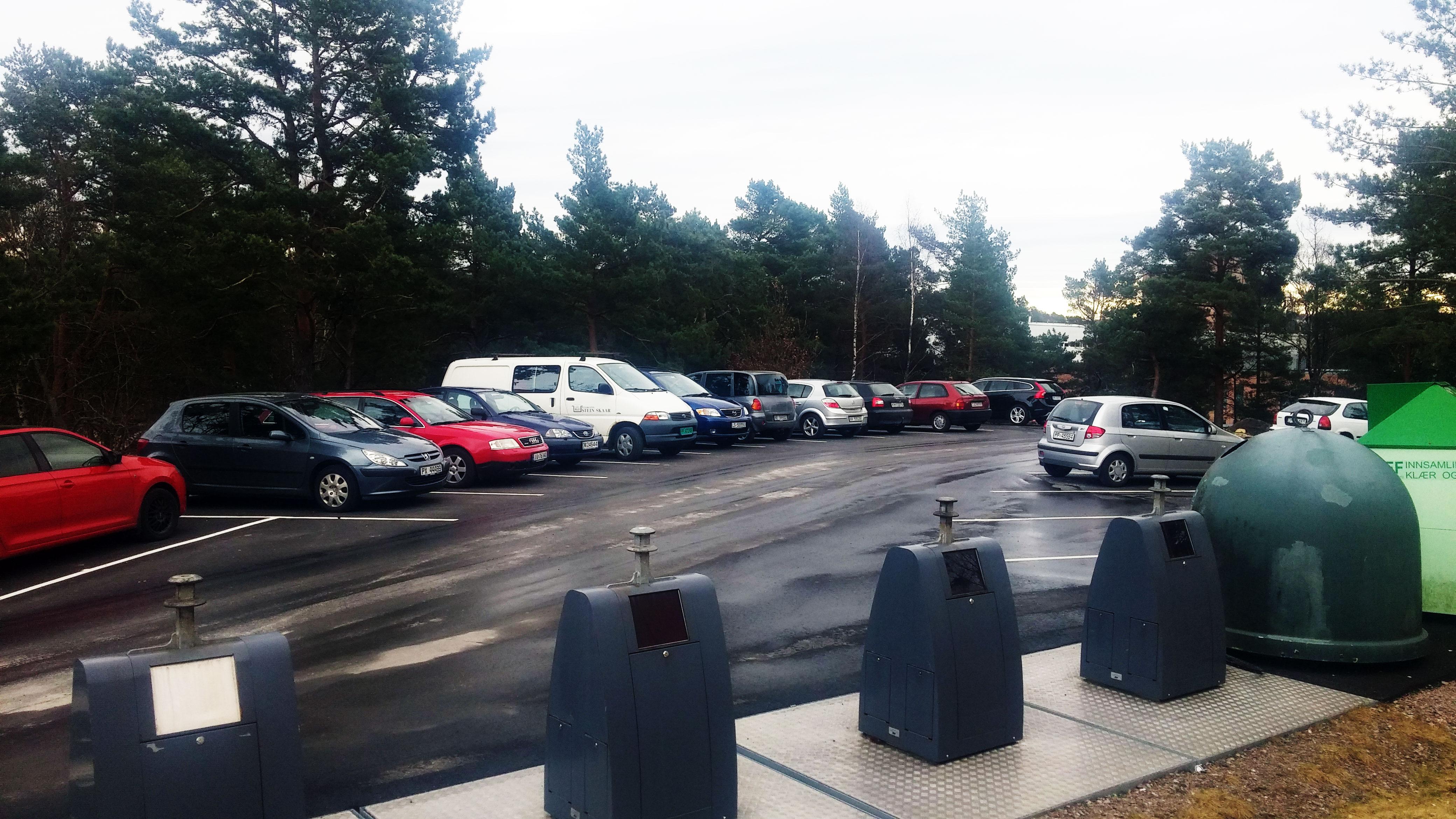 Parkeringsavgift også ved studentboliger