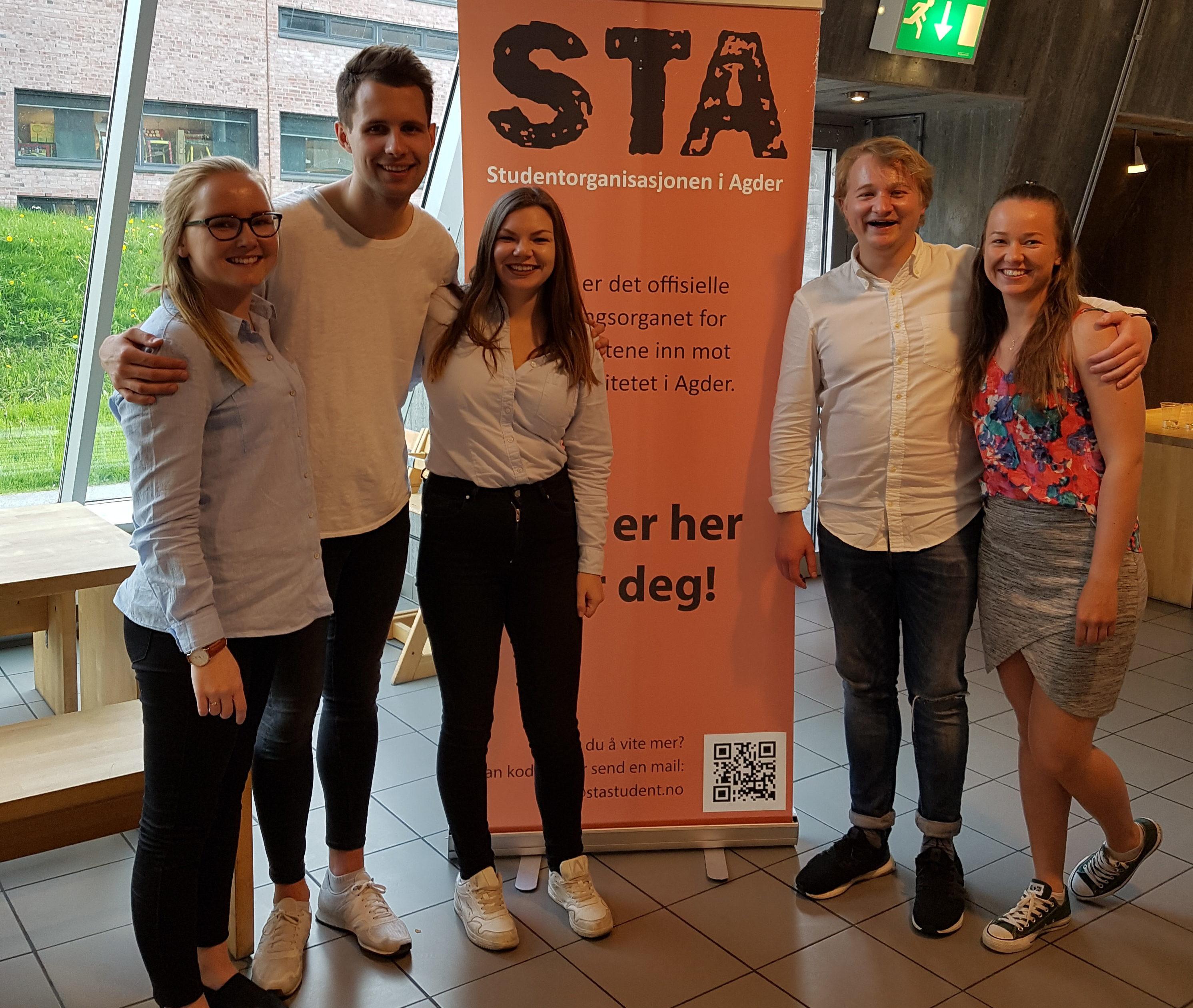 Kai Steffen gjenvalgt som STA-leder