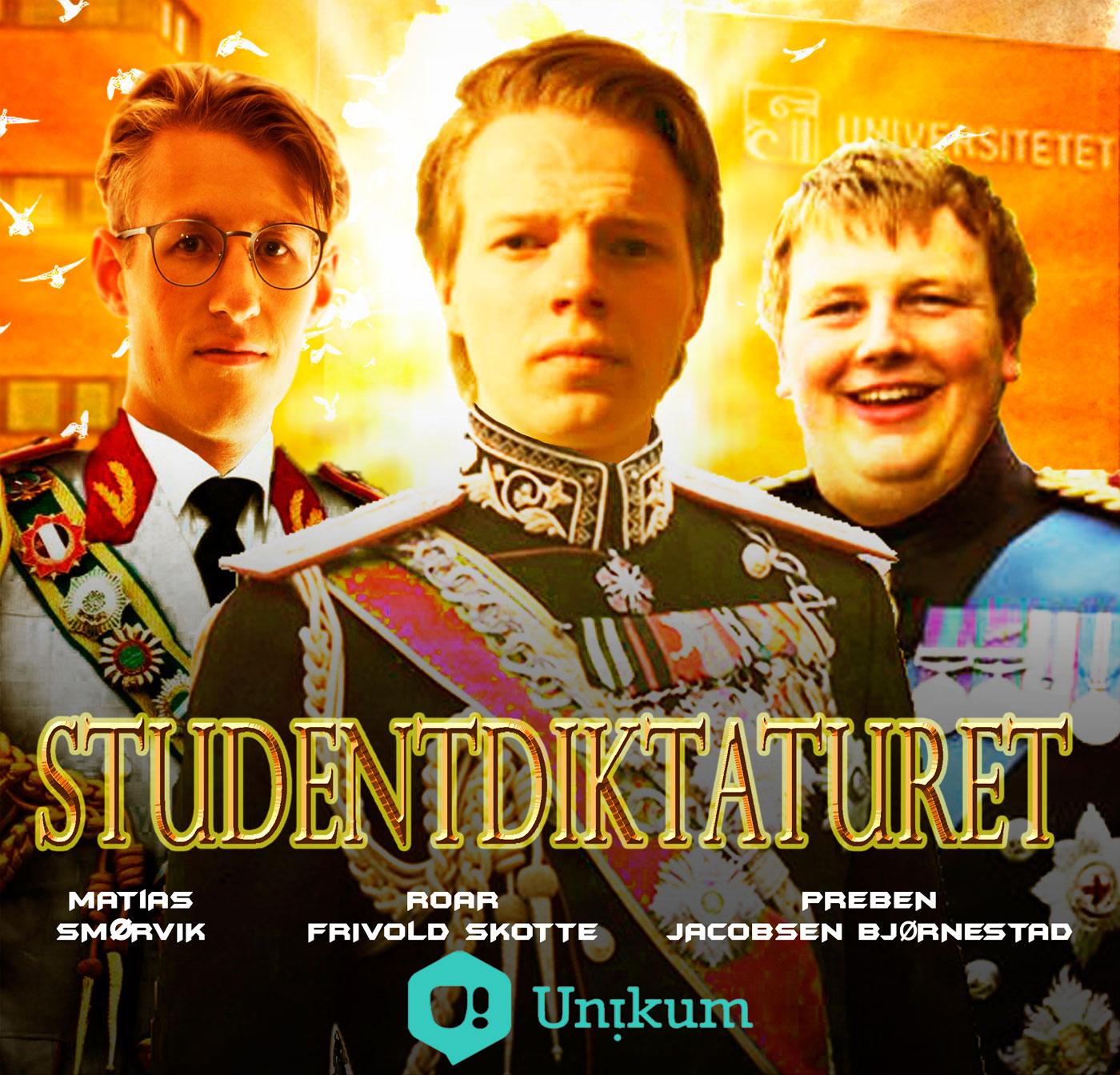 Studentdiktaturet: Preben vet hvem som vinner STA-valget