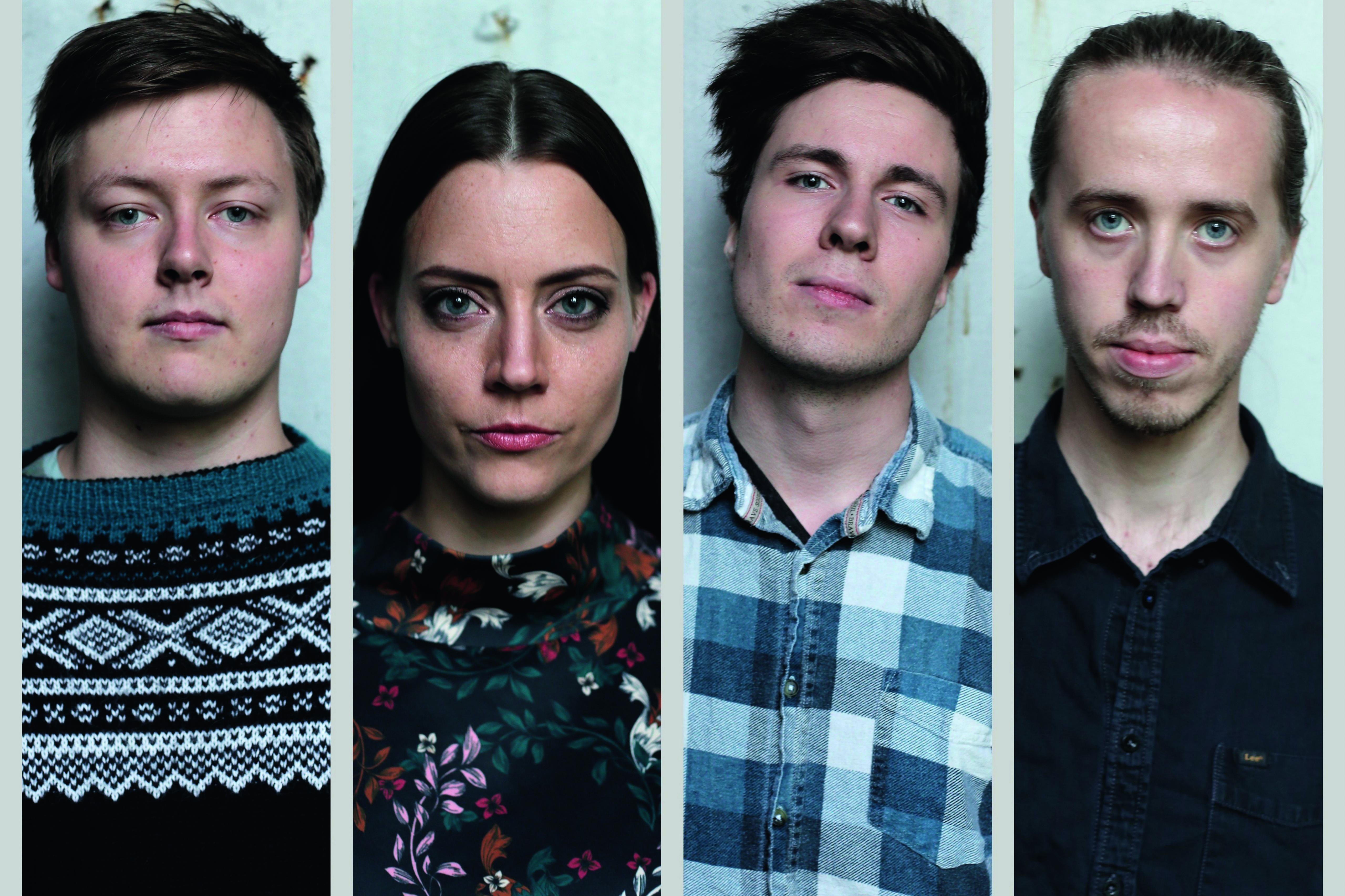 Vi tok en kaffe med Kristiansandsbandet VIAN, som er ute med ny singel nå