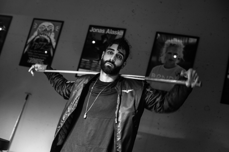 Kaveh: – Jeg vil bli verdens beste rapper
