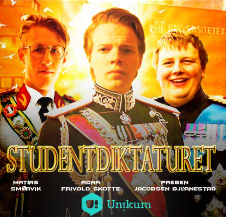 Studentdiktaturets julespesial