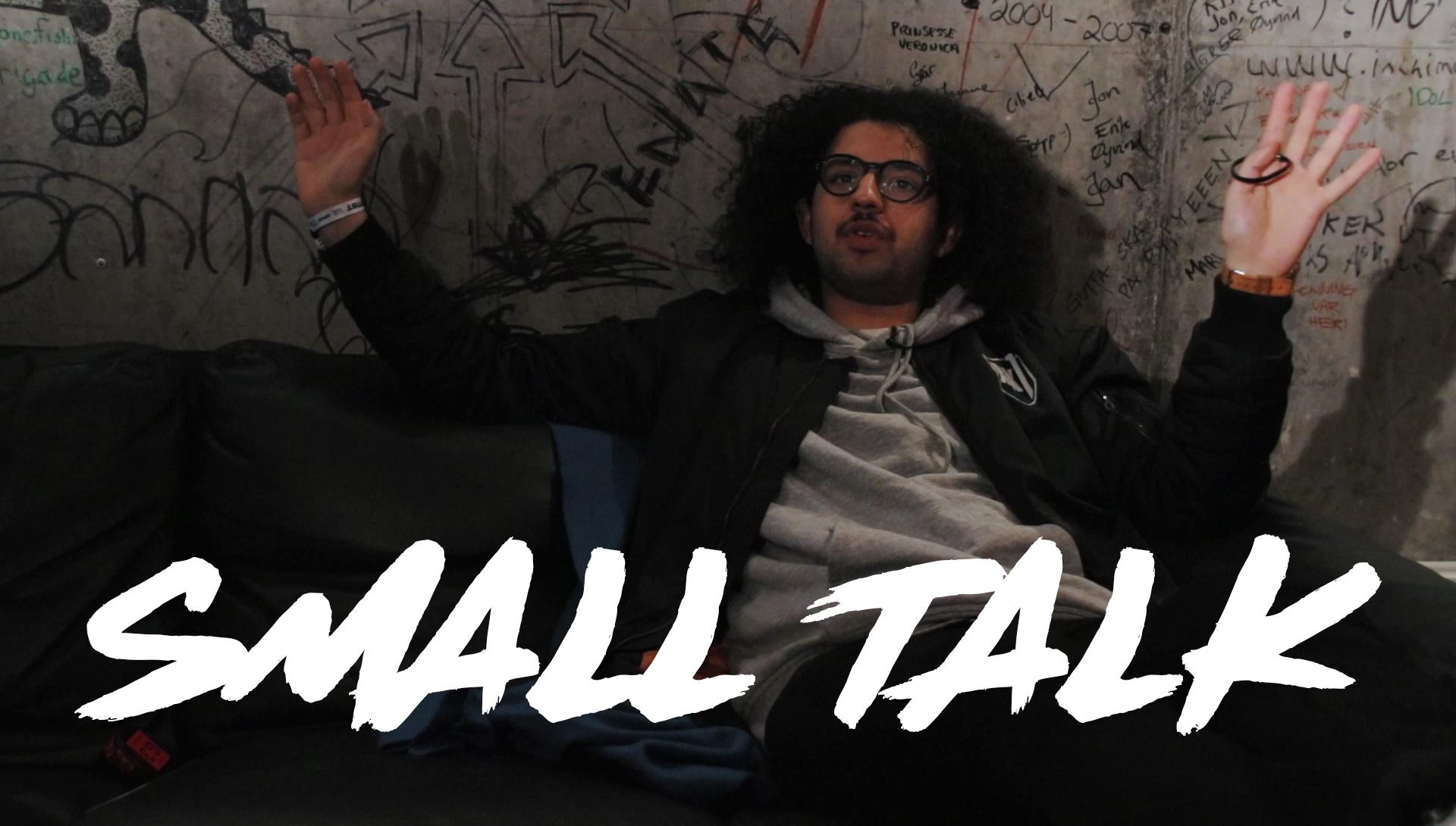 Small talk med Pasha og 46Simmy