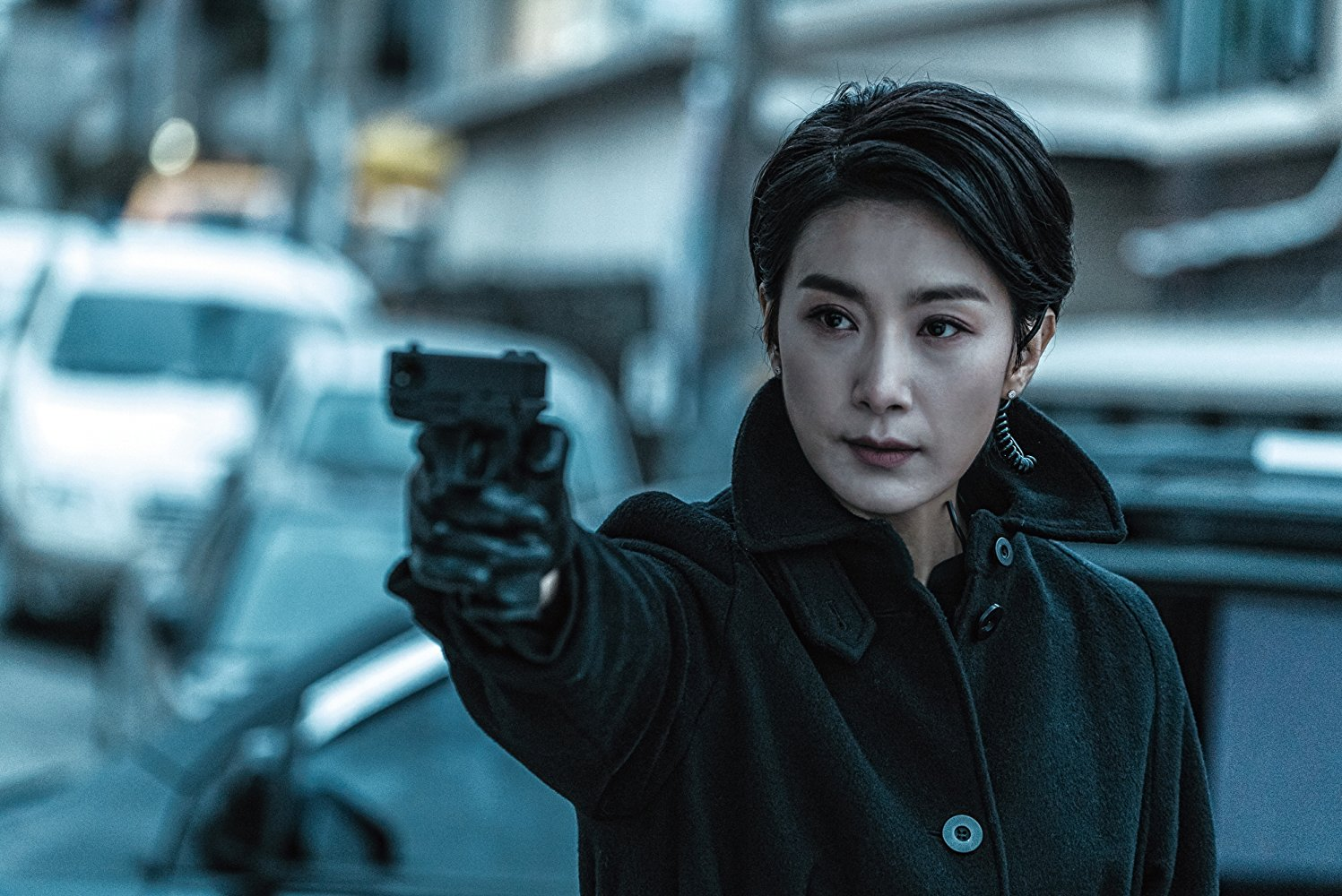 Film: The villainess (Ak-Nyeo)