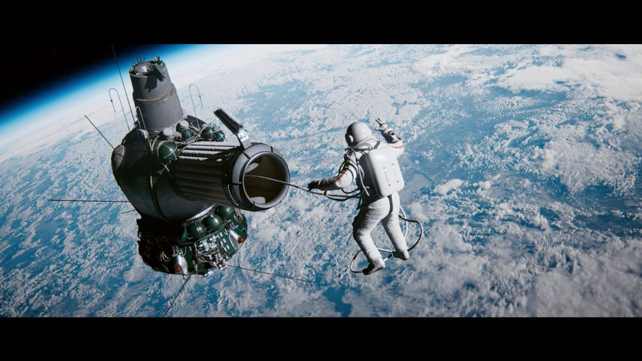 Filmanmeldelse: Spacewalk