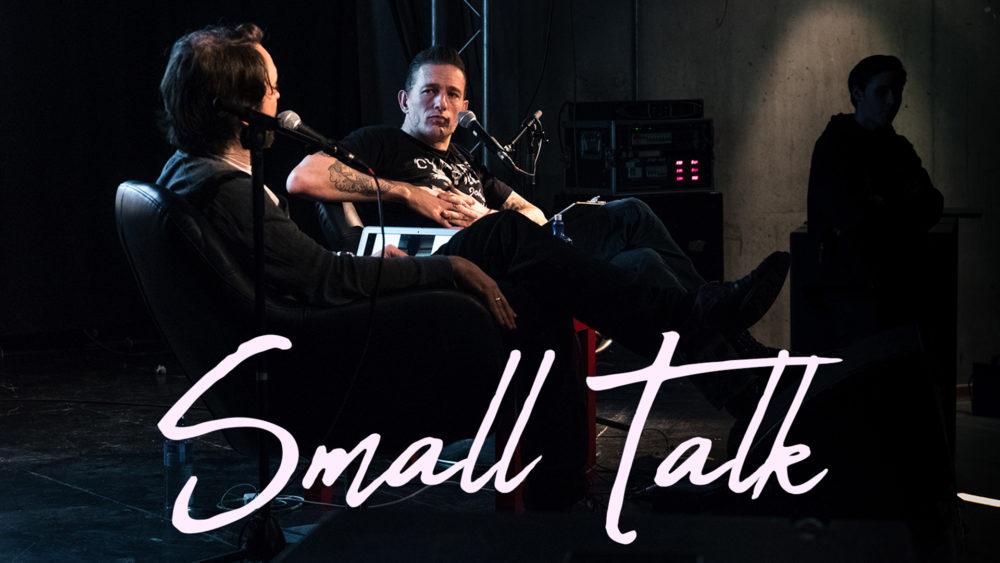 Small talk med Krisemøte
