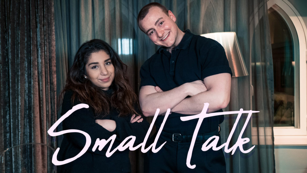 Small Talk: Sonny Alven