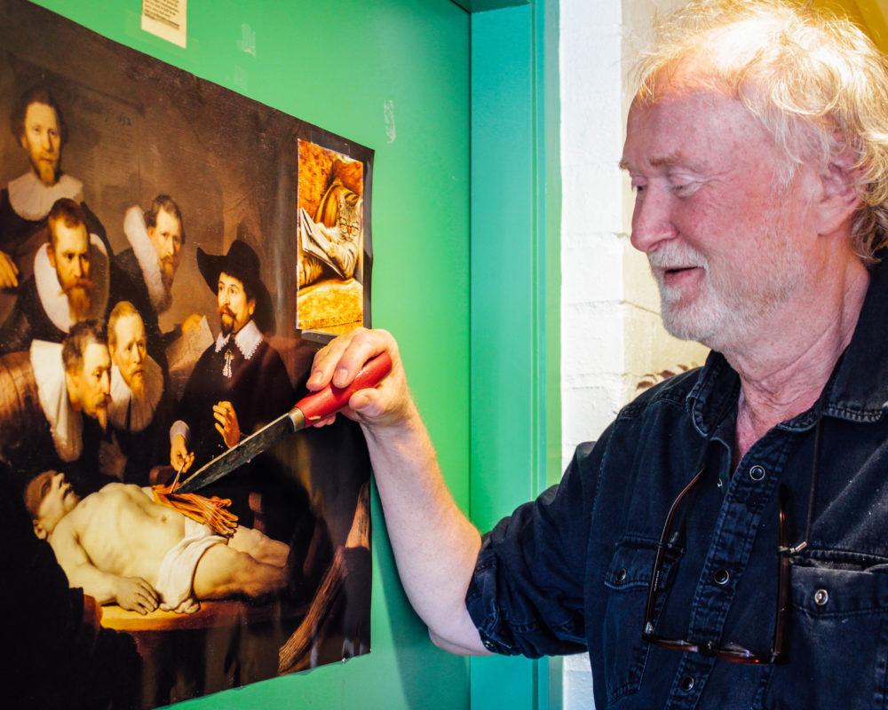Fantastiske forelesere: Carl Frederik Feddersen