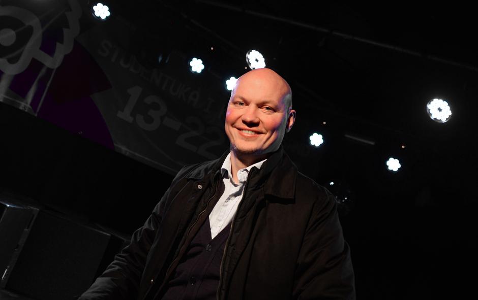 Avdelingsleder i SiA kultur, Jon Gottenborg. Foto: Targeir Attestog