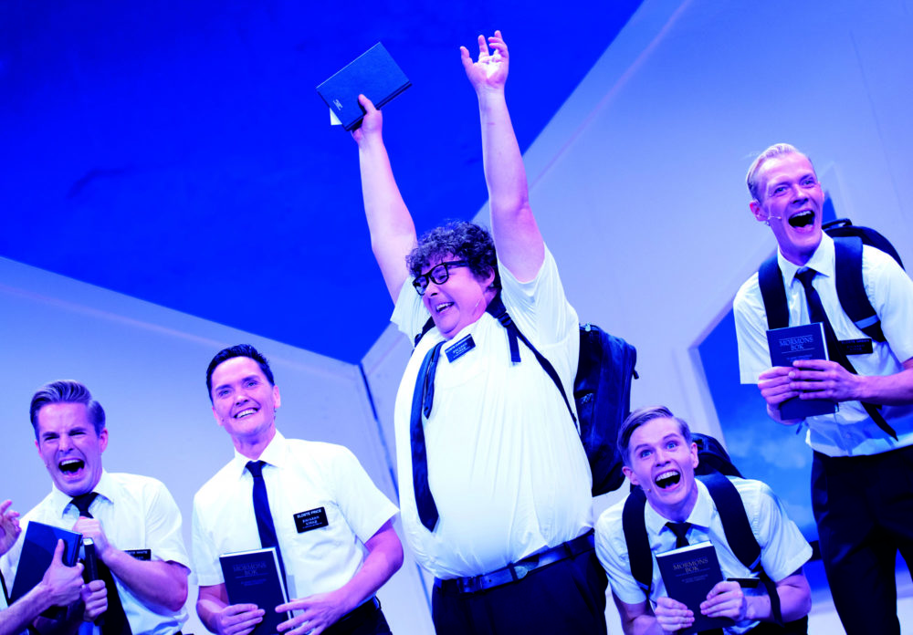 Unikum digger: The Book of Mormon