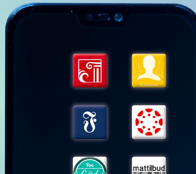 Appene som vil gjøre studentlivet enklere