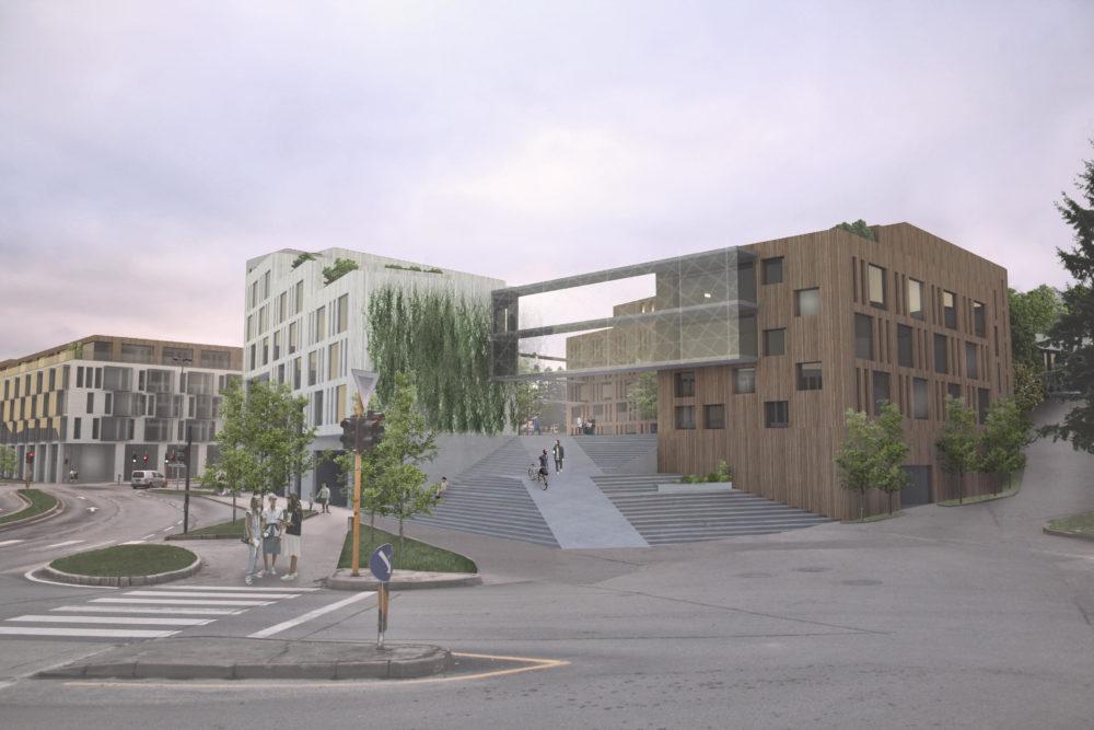 Skal bygge 275 studentboliger på Lund