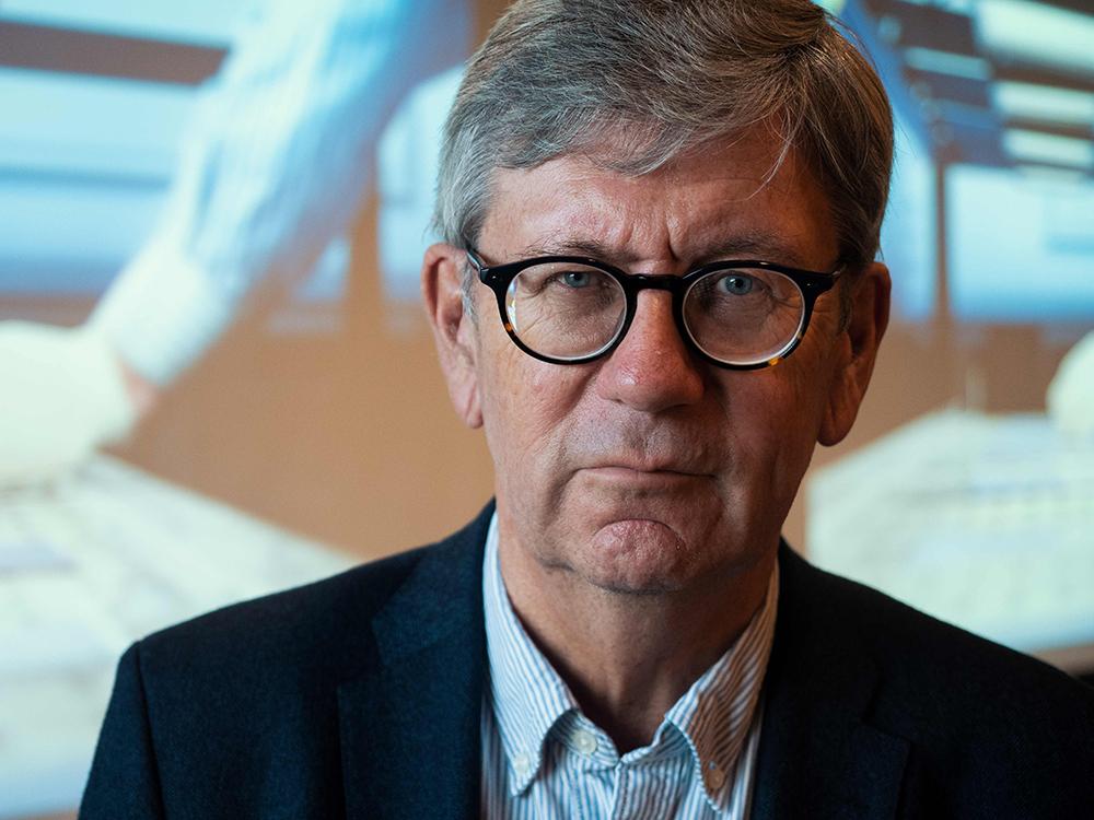 Tidligere utenriksminister Bjørn Tore Godal
