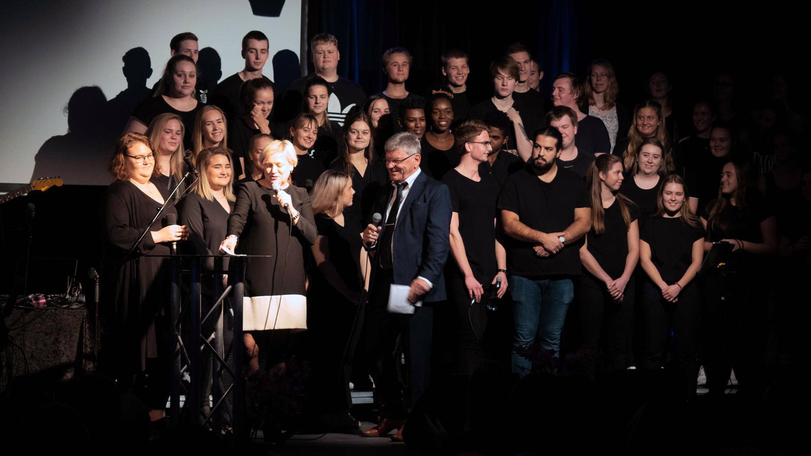 Ansgarskolen fyller 30 år i Kristiansand