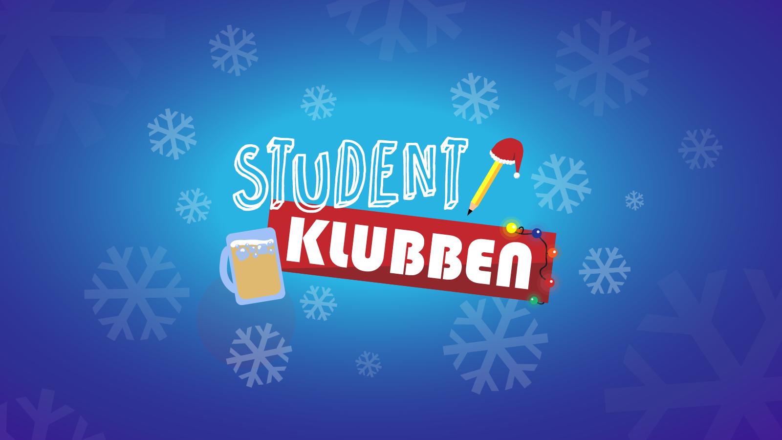 Studentklubben: Julespesial 2018