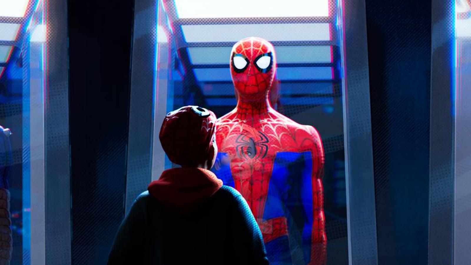 «Into the Spider-Verse»: – Ta deg en bolle, MCU