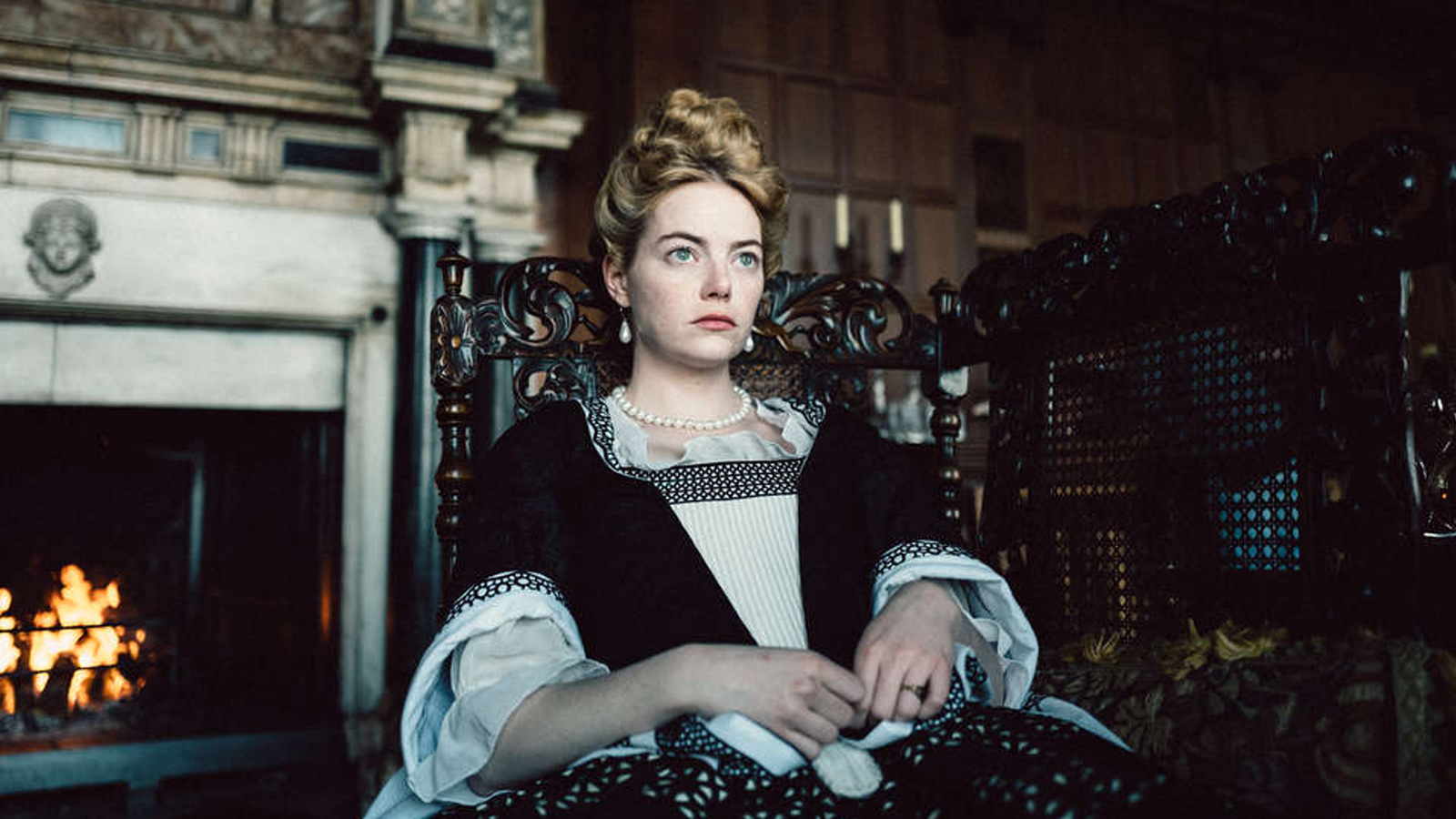 Anmeldelse: «The Favourite»